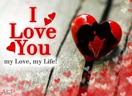 Phenomenal Love Process - I Love You, my Love, my Life