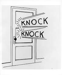 Knock! Knock! Phenomenal Love Process Knock At Your Door.